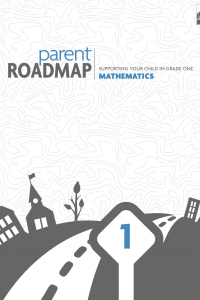 Math Parent Roadmap for First Grade Parents